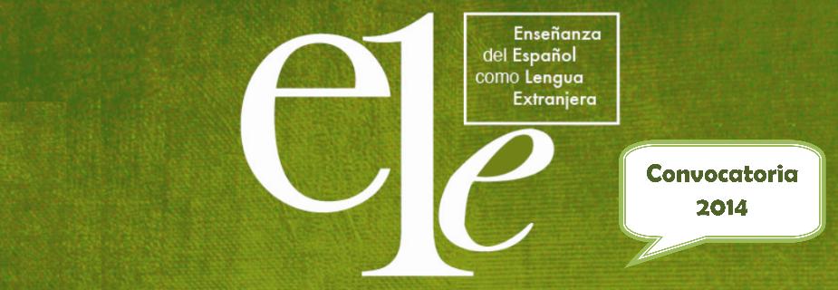 Programa Didáctica del Español como Lengua Extranjera 2014