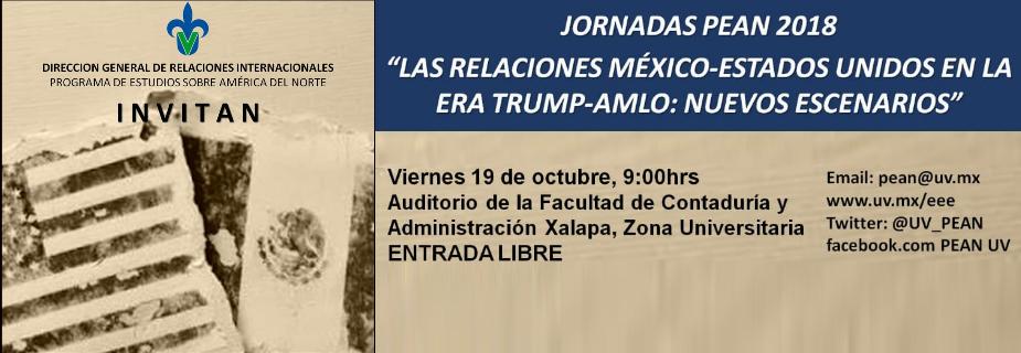 Banner Jornadas PEAN 2018