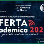 Oferta académica PEAN verano 2020
