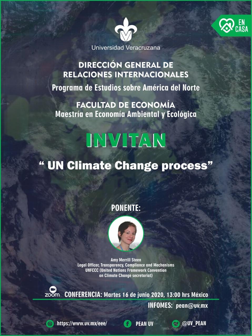 UN Climate change process