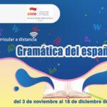 Gramática del español 2020 Banner