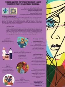 Feminismo académico: propuestas metodológicas y marcos teóricos conceptuales en la Universidad Veracruzana