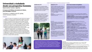 Universidad y ciudadanía desde una perspectiva feminista