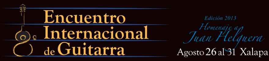Seleccionados para etapa semifinal del VI Concurso Nacional de Guitarra para jóvenes intérpretes Xalapa 2013