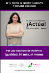 CAMPAÑA NOVIAZGO SIN VIOLENCIA