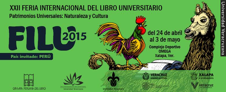 XXI Feria Internacional del Libro Universitario.