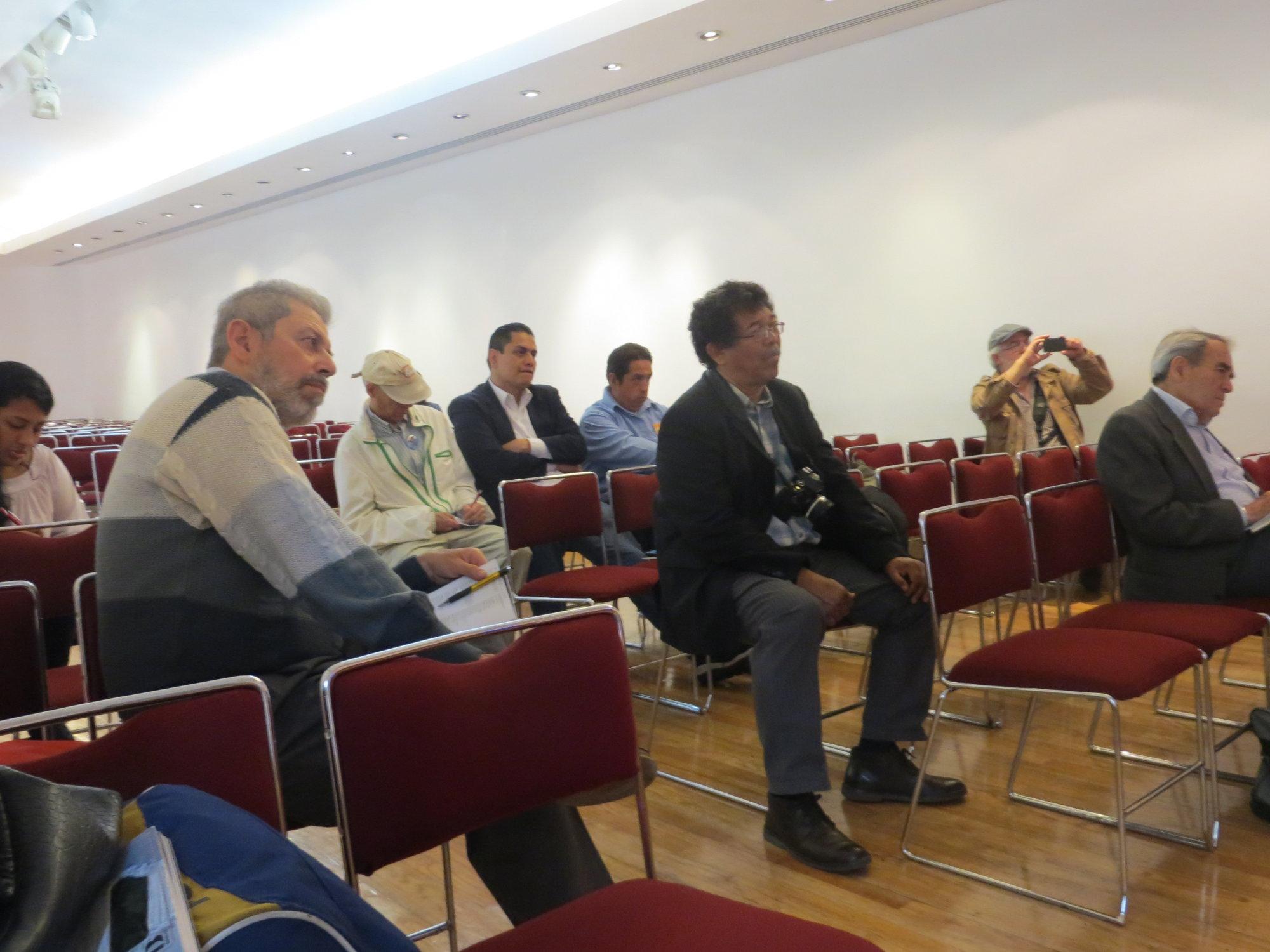 Rueda de prensa en la ciudad de m xico sala adamo boari for Sala 0 palacio de la prensa