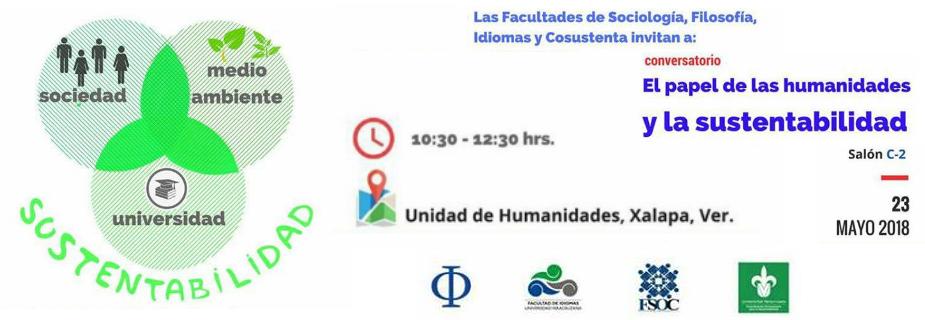 El papel de las humanidades y la sustentabilidad