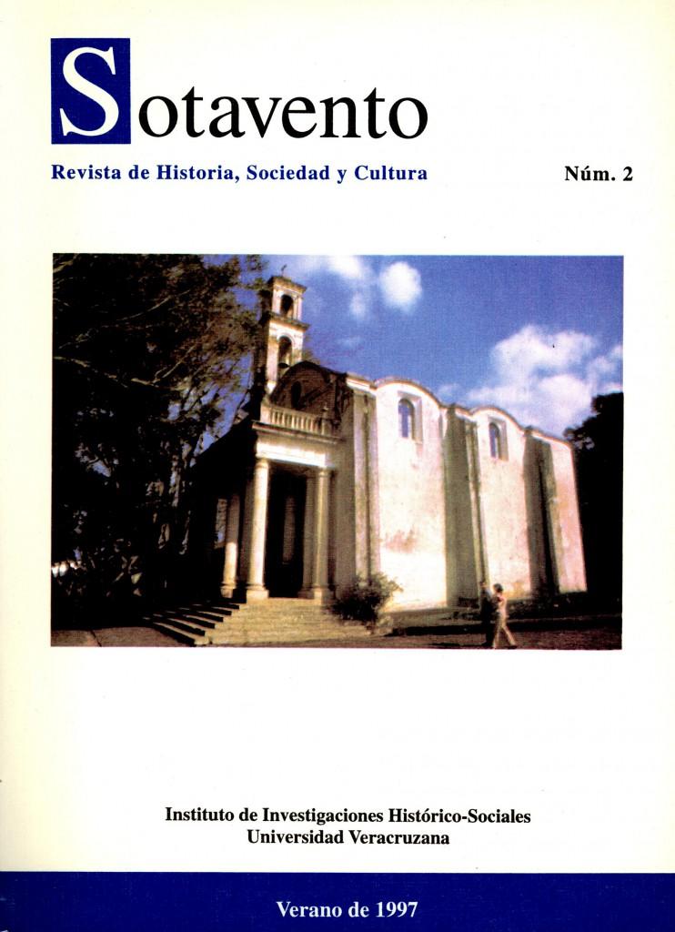 Sotavento. Revista de Historia, Sociedad y Cultura. Núm. 2