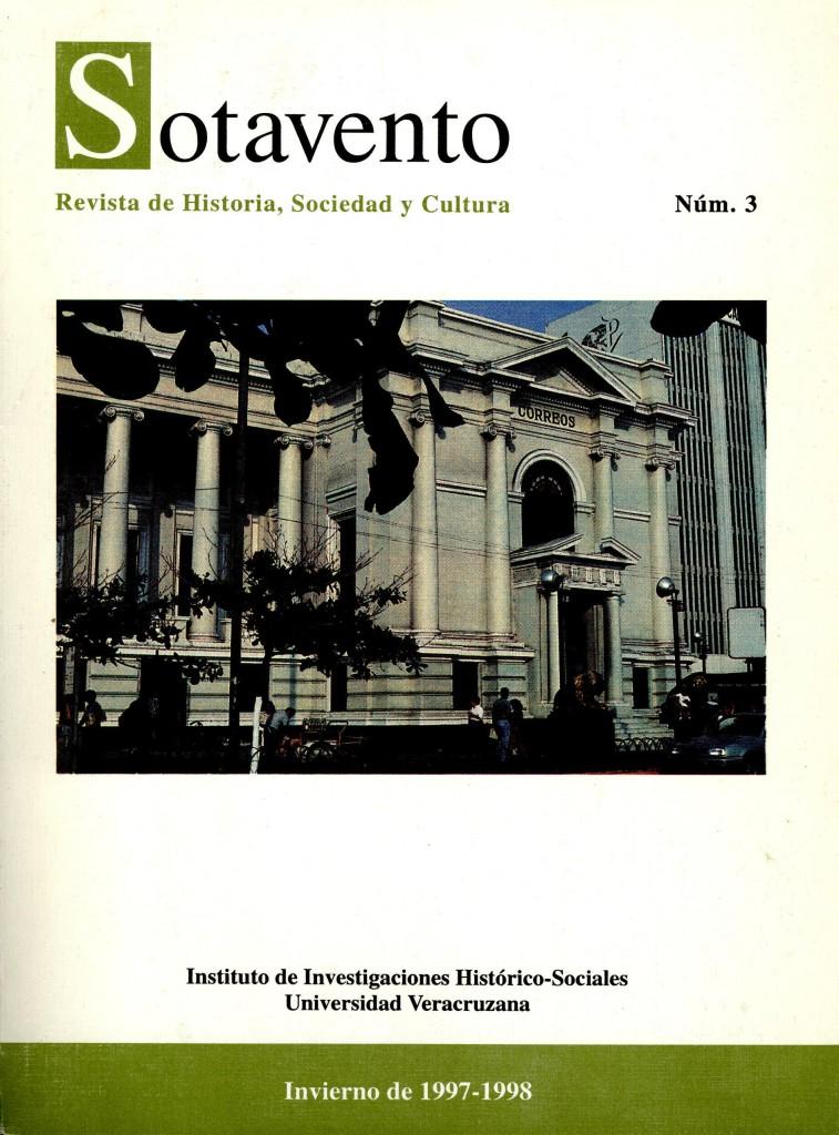 Sotavento. Revista de Historia, Sociedad y Cultura. Núm. 3