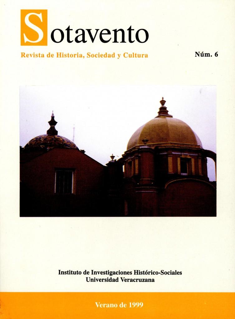 Sotavento. Revista de Historia, Sociedad y Cultura. Núm. 6