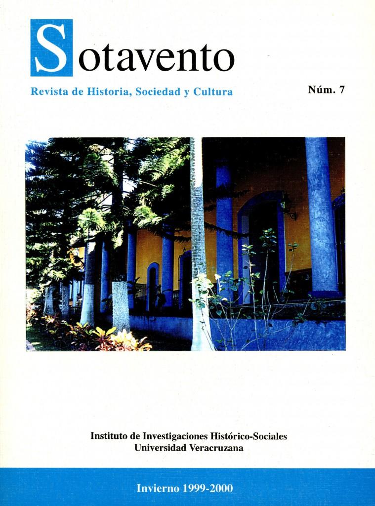 Sotavento. Revista de Historia, Sociedad y Cultura. Núm. 7