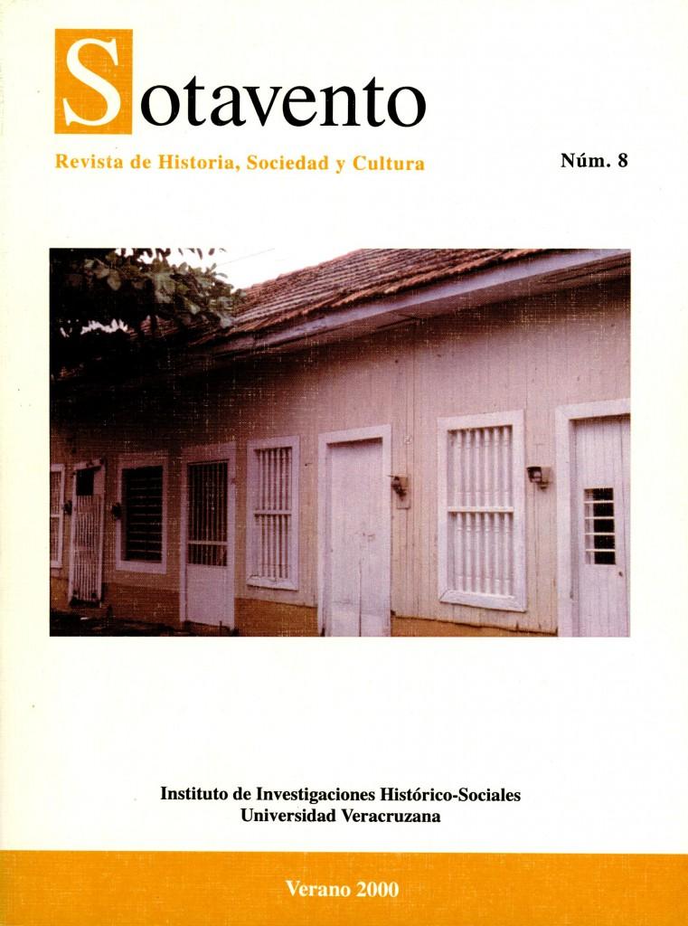 Sotavento. Revista de Historia, Sociedad y Cultura. Núm. 8