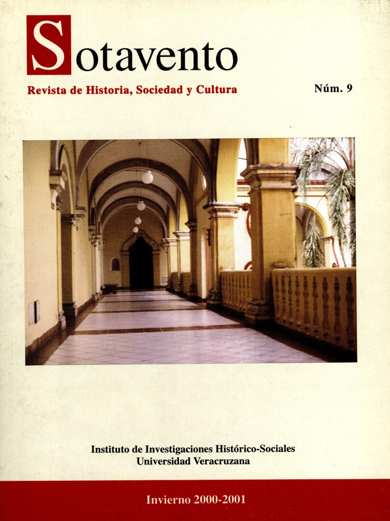 Sotavento. Revista de Historia, Sociedad y Cultura. Núm. 9