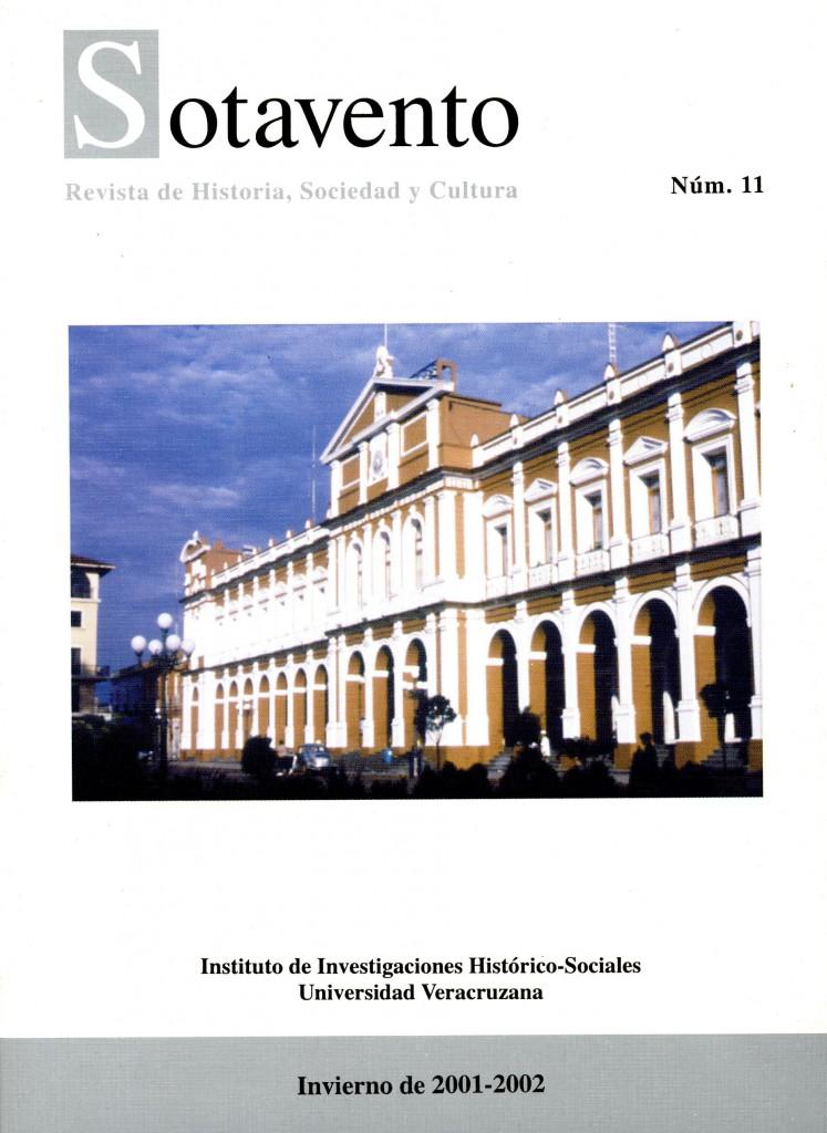Sotavento. Revista de Historia, Sociedad y Cultura. Núm. 11