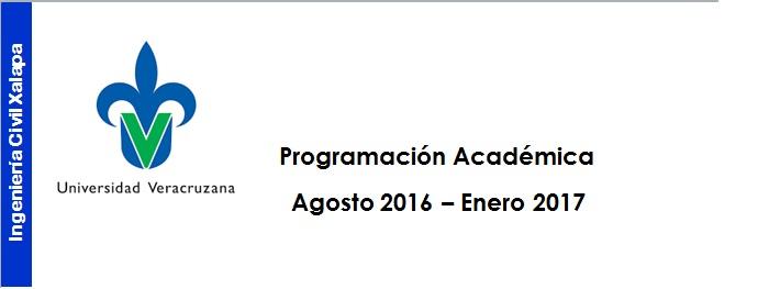 programacion academica