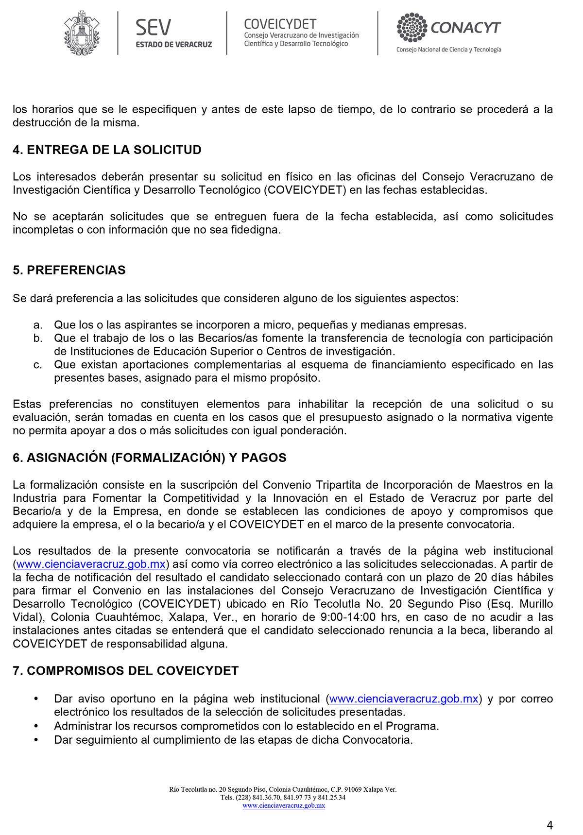 Convocatoria de incorporaci n de maestros y doctores a la for Convocatoria de maestros