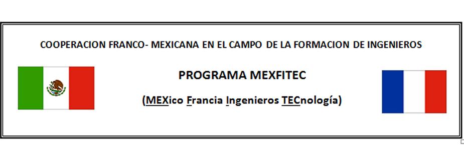 Uv Convocatoria 2019: Convocatoria MEXFITEC 2019-2020