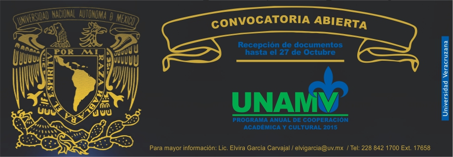 UNAM 2015