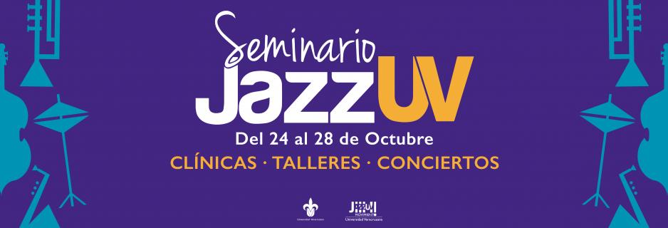 Seminario JazzUV banner