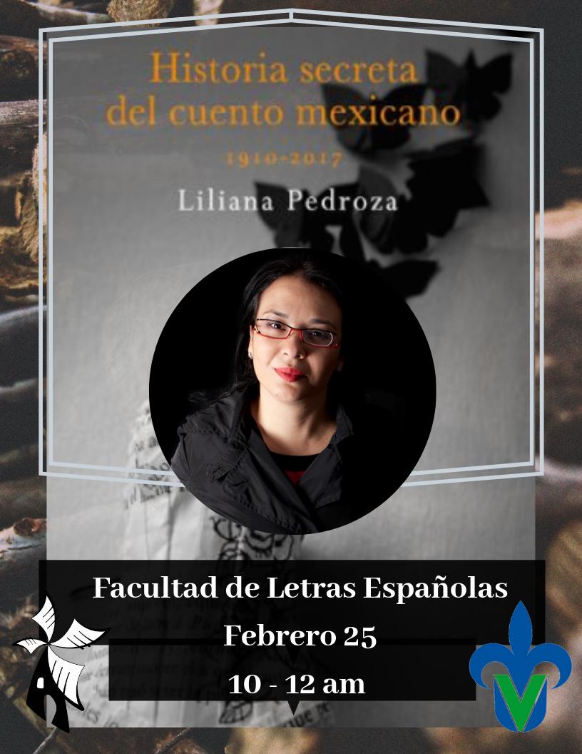 Presentación del libro Historia secreta del cuento mexicano 1910-2017 –  Facultad de Letras Españolas – Xalapa