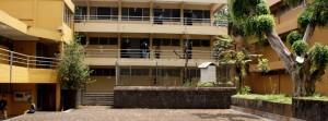Edificio de la Facultad de Matemáticas