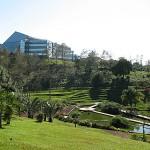 Áreas verdes de la USBI Xalapa