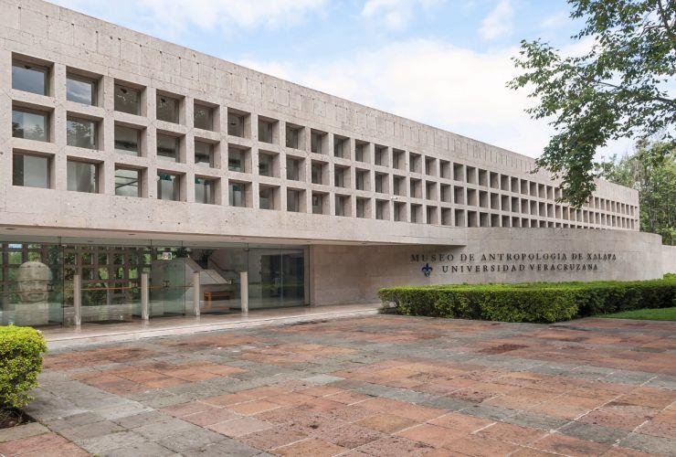 Museo de antropolog a de xalapa universidad veracruzana for Universidades en xalapa