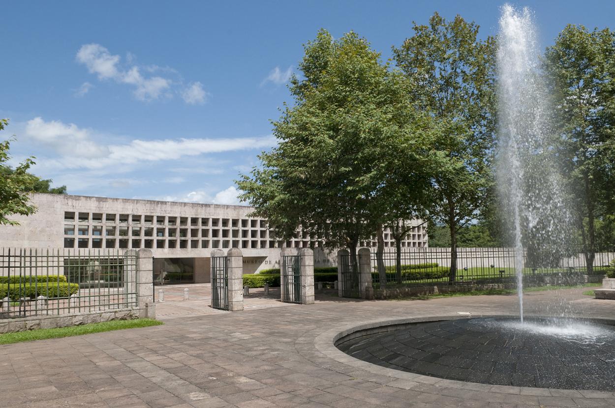 Bienvenida museo de antropolog a de xalapa for Universidades en xalapa