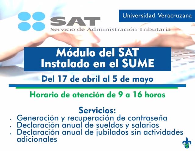 Modulo Del Sat Instalado En El Sume Facultad De Medicina