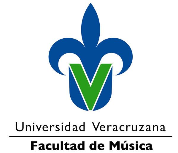 Logo Facultad de Música Universidad Veracruzana