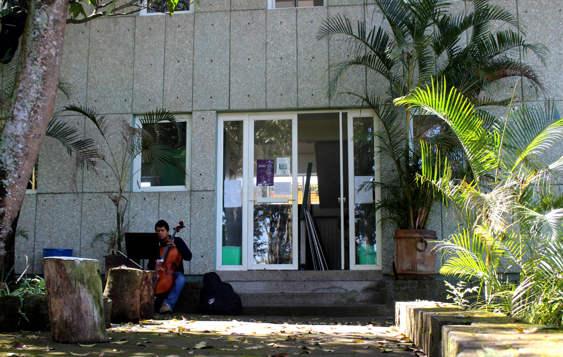 Instalaciones Facultad De M Sica De La Universidad