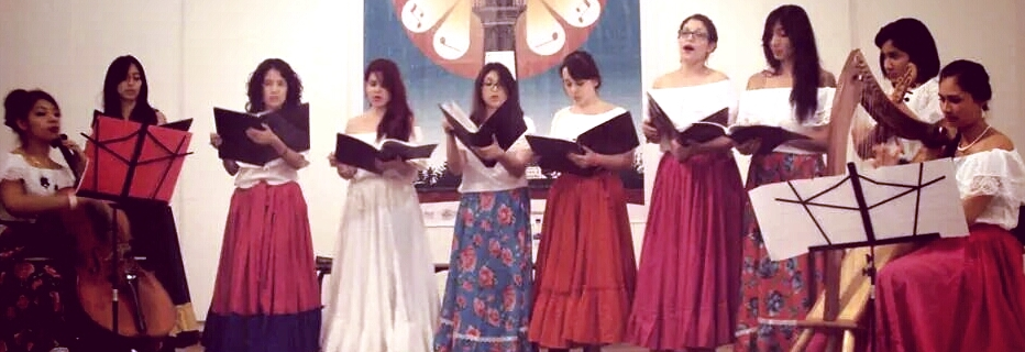 "Ensamble Vocal Femenino ""Voces de la Tierra"""