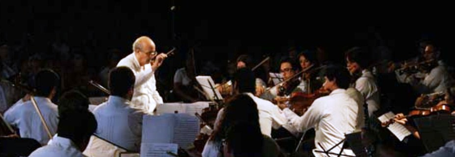 Orquesta Sinfónica de la Facultad de Música UV