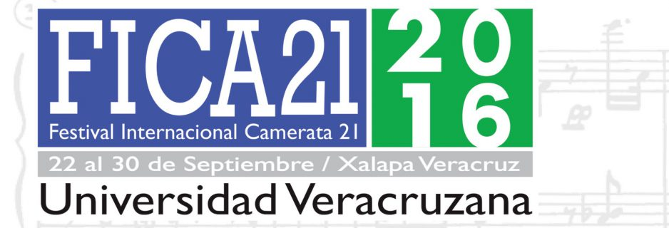 Festival Internacional Camerata 21 2016