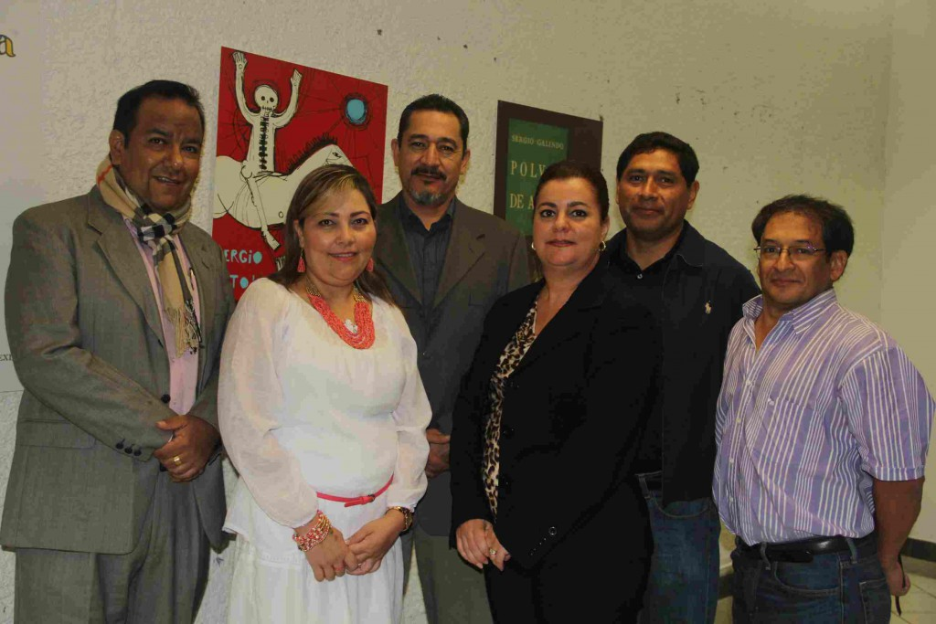 Integrantes de la REDESClim, cuya cuarta reunión nacional se realizará en octubre, en la USBI-Xalapa.