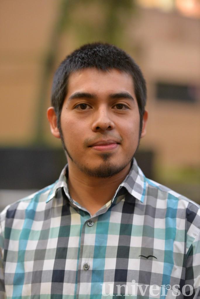 Alberto Ascensio, egresado de Física de la UV y ganador del concurso