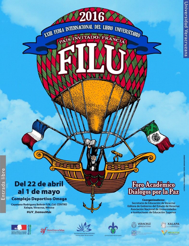 La FILU 2016 tendrá a Francia como país invitado