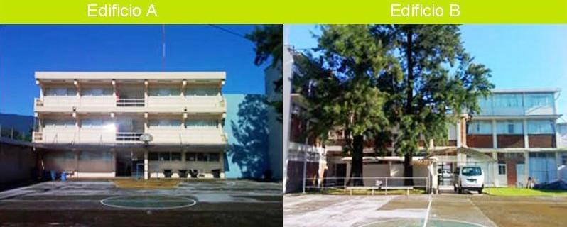 Edificios A y B