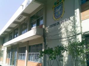 Fachada, centro de Idiomas Orizaba