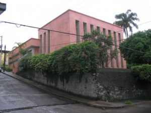 Edificio Centro de idiomas Córdoba