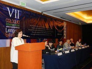 Magdalena Hernández Alarcón afirmó que la investigación en lenguas extranjeras es incipiente en México.
