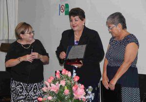 La Universidad Veracruzana nombró a Godeleva Rosa Ortiz Viveros miembro fundadora del IIP.