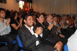 Miembros del IIP, así como familiares y amigos, rindieron homenaje a su fundadora, Godeleva Rosa Ortiz Viveros.
