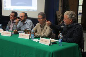 Investigadores y académicos intervinieron en el evento.