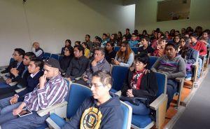 Estudiantes y académicos de la FEI participaron en las actividades con motivo del Día Mundial de la Estadística.