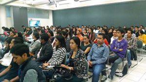 Más de 200 estudiantes asistieron a las Jornadas 2015 del PEAN.
