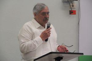 Rogelio González García, director de Operaciones del Singrem.