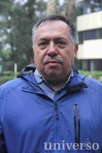 Miguel Armando López Ramírez, director del Instituto de Investigaciones Forestales de la UV.