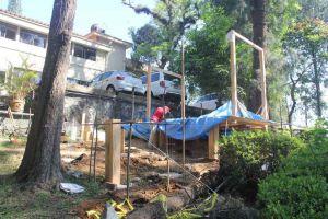 Otra de las formas para uso recreativo y al aire libre que se le ha dado a la madera de árboles.